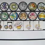 Childrens Magnetic Character Set
