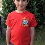 T shirt- Front