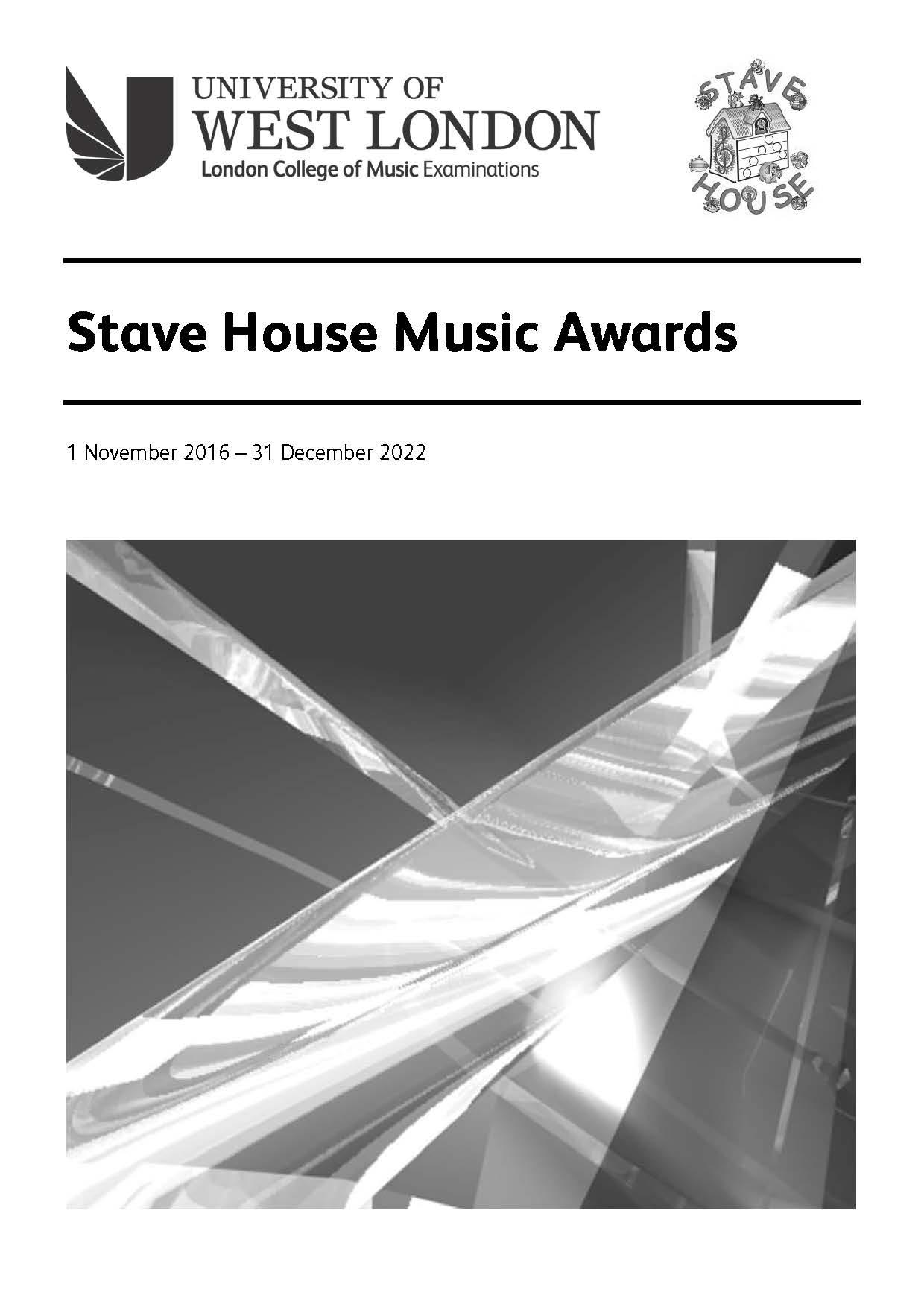 Music awards entry form stavehouse for Uk house music